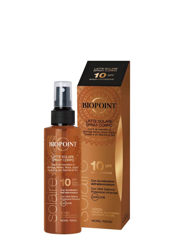 LATTE SPRAY CORPO SPF10